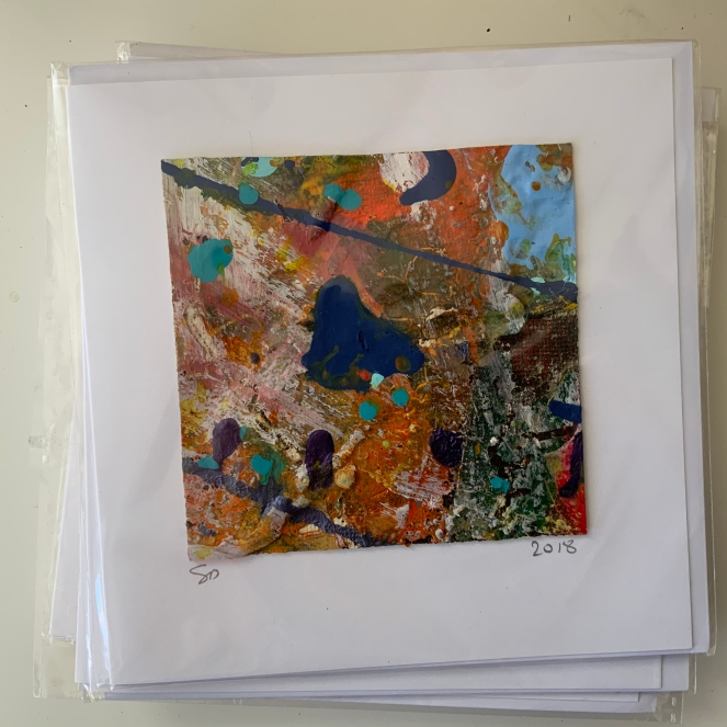 canvas acrylic abstract painting group gift cards i