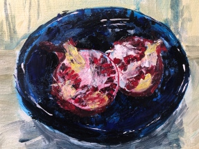 Pomegranete by Sophie Douglas