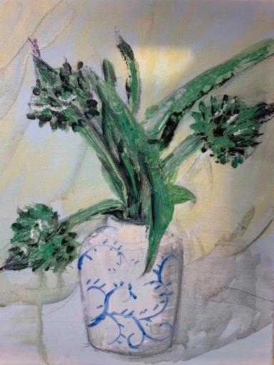 Thistle artichoke
